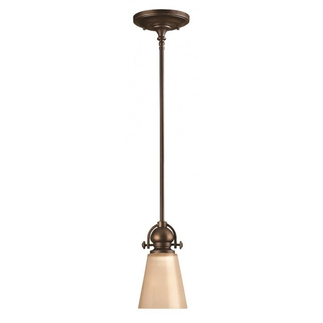 Hinkley Lighting HK/MAYFLOWER/P/A Mayflower 1 - Light Mini Pendant