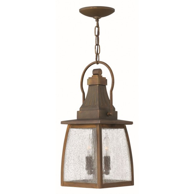 Hinkley Lighting HK/MONTAUK CHAIN Montauk 2 - Light Chain Lantern