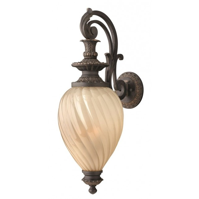 Hinkley Lighting HK/MONTREAL/M Montreal 1 - Light Medium Wall Lantern