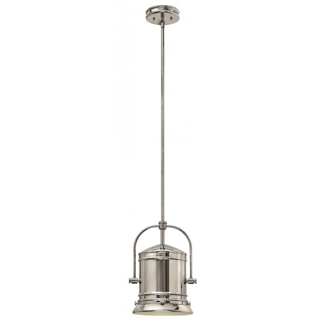 Hinkley Lighting HK/PULLMAN/M CM Pullman 1 - Light Pendant Chrome