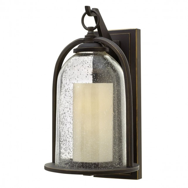 Hinkley HK/QUINCY/M Quincy Medium Wall Lantern