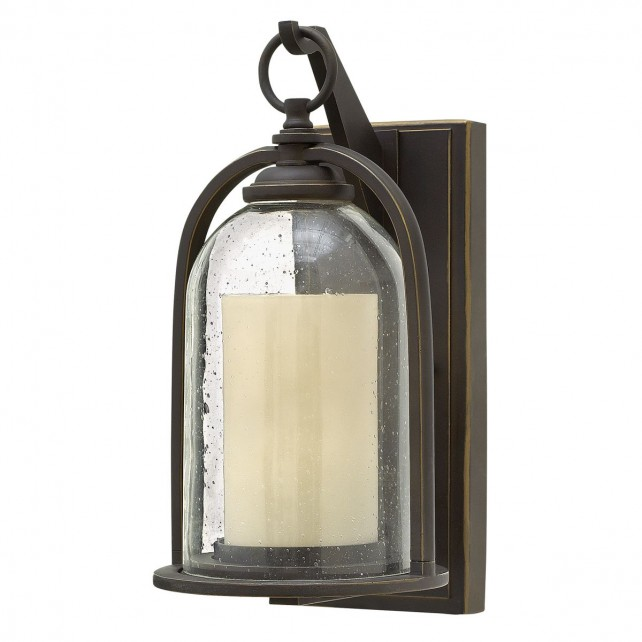 Hinkley HK/QUINCY/S Quincy Small Wall Lantern