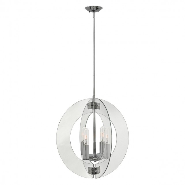 Hinkley HK/SOLSTICE4 Solstice 4-Light Chandelier