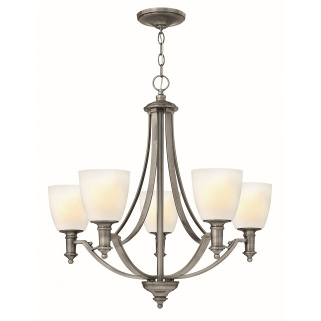 Hinkley Lighting HK/TRUMAN5 Truman 5 - Light Chandelier