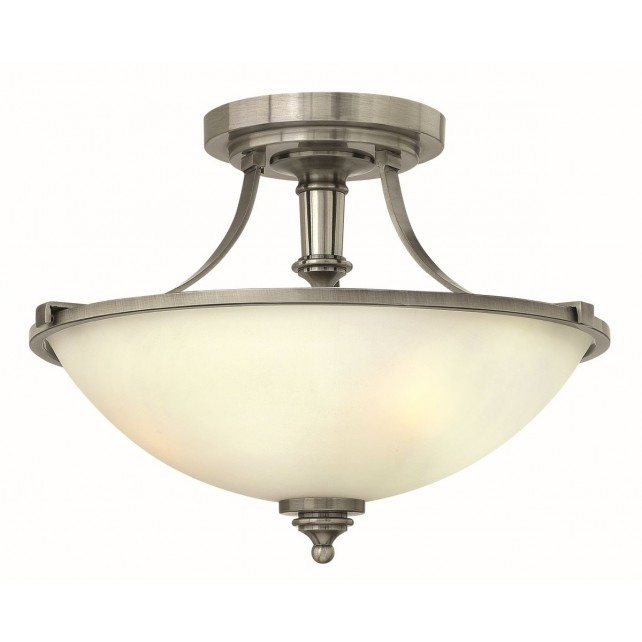 Hinkley Lighting HK/TRUMAN/SF Truman 3 - Light Semi-Flush Light