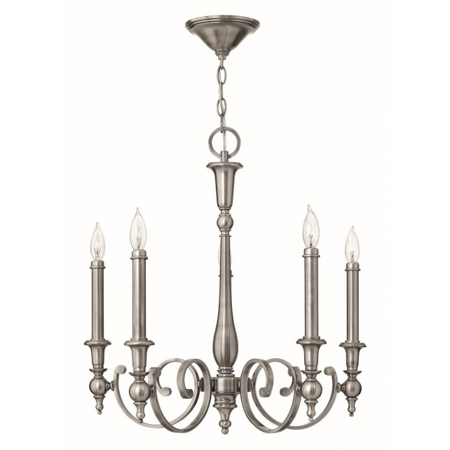 Hinkley Lighting HK/YORKTOWN5 Yorktown 5 - Light Chandelier