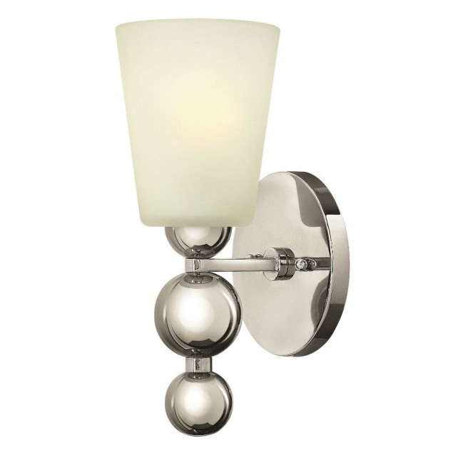 Hinkley Lighting HK/ZELDA1 PN Zelda 1 - Light Wall Light Polished Nickel