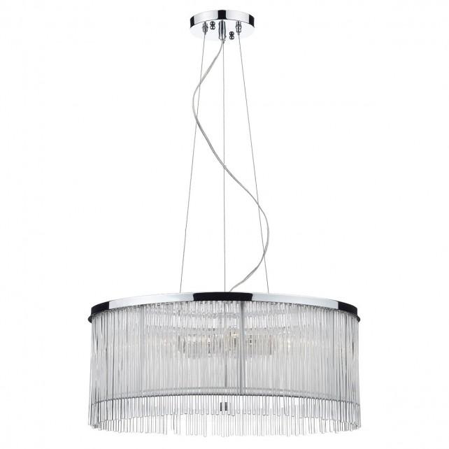 Japan Ceiling Pendant Light (50CM) - 3 Light, White
