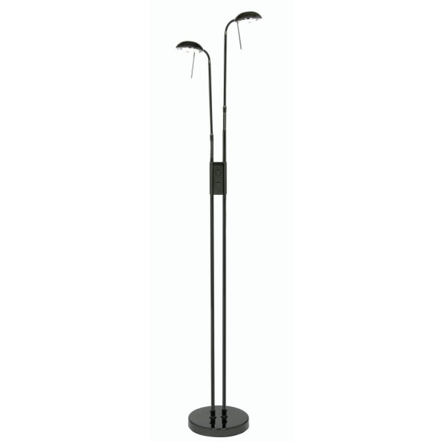 Oaks Lighting JUMA FL BC 2 X 12V 50W Floor Lamp