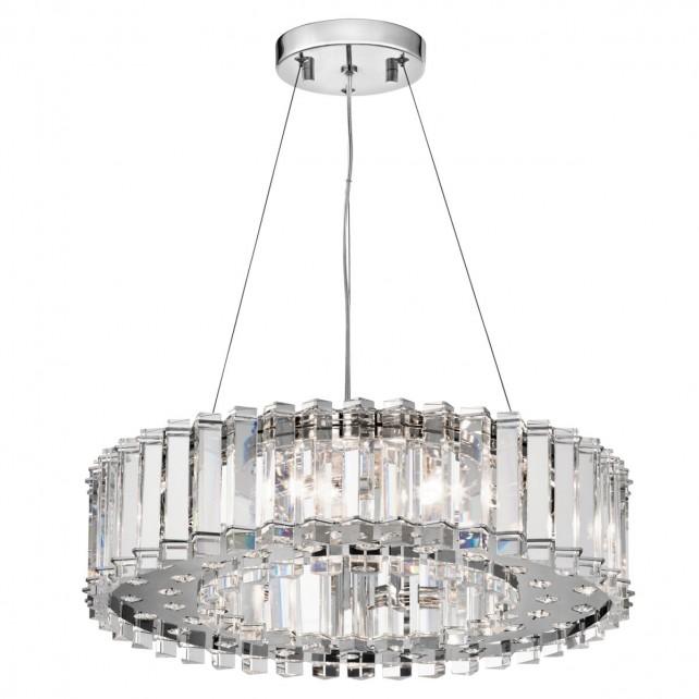 Kichler KL/CRSTSKYE8 Crystal Skye 8-Light Chandelier