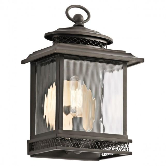 Kichler KL/PETTIFORD/S Pettiford Small Wall Lantern