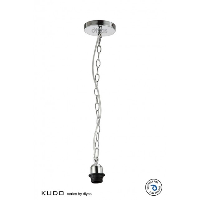Diyas Kudo Electrical Suspension Kit Polished Chrome