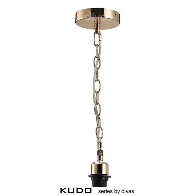 Diyas Kudo Suspension Kit 1 Light French Gold