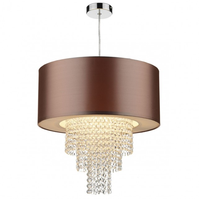 Lopez Non-Electrical ceiling pendant - gold