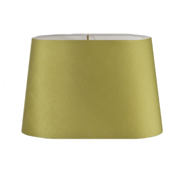 Luis Collection LUI/LS1135 Lime Green 39cm Tapered Oval Shade
