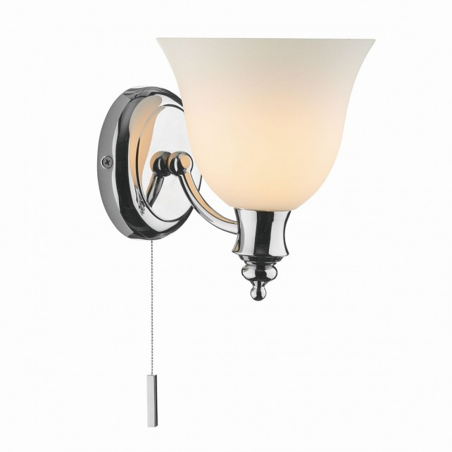 Oboe Wall Light - Polished Chrome