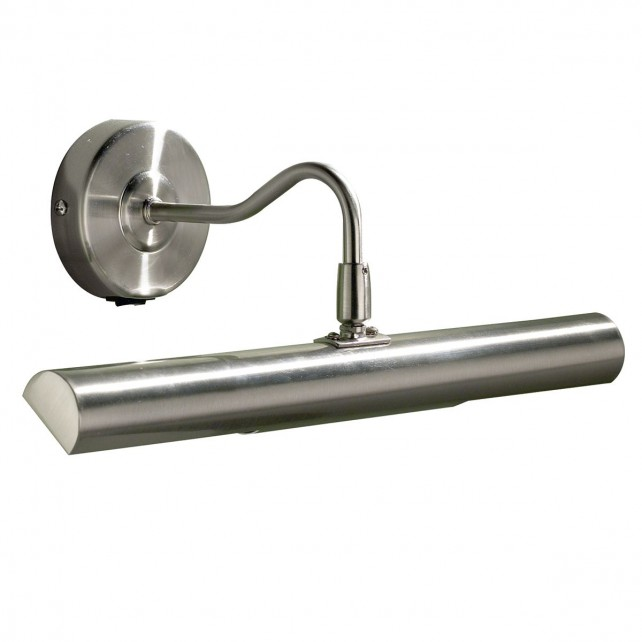 Onedin Picture Light - Satin Chrome