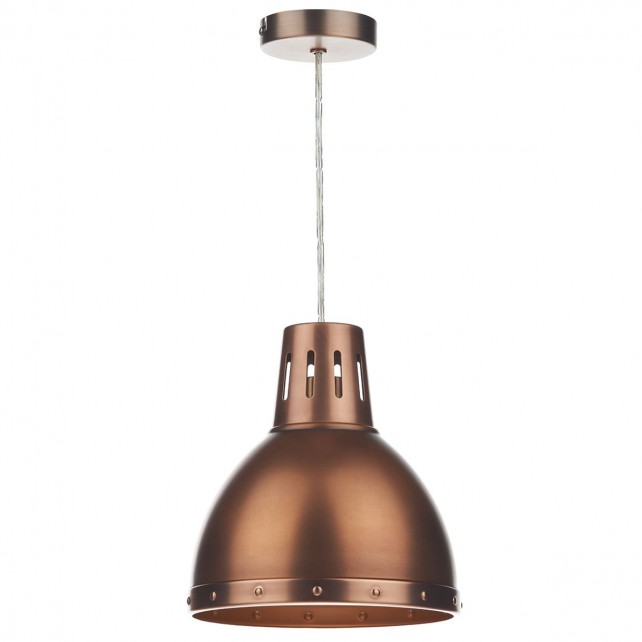 Osaka Non Elec Pendant Antique Copper