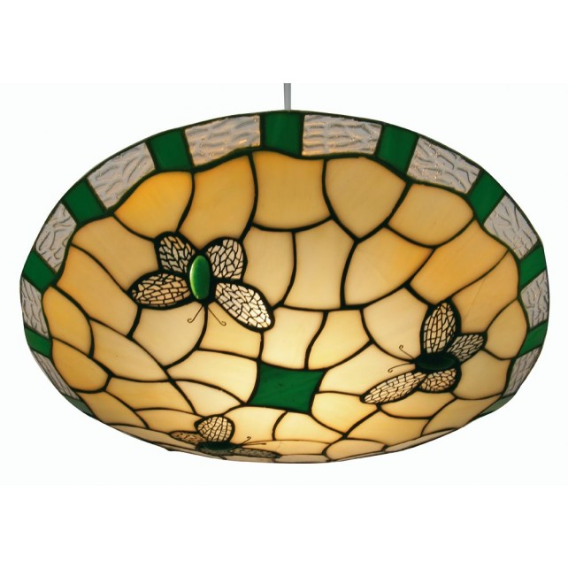 Oaks Lighting OT 1000 GR Butterfly Green Easy Fit