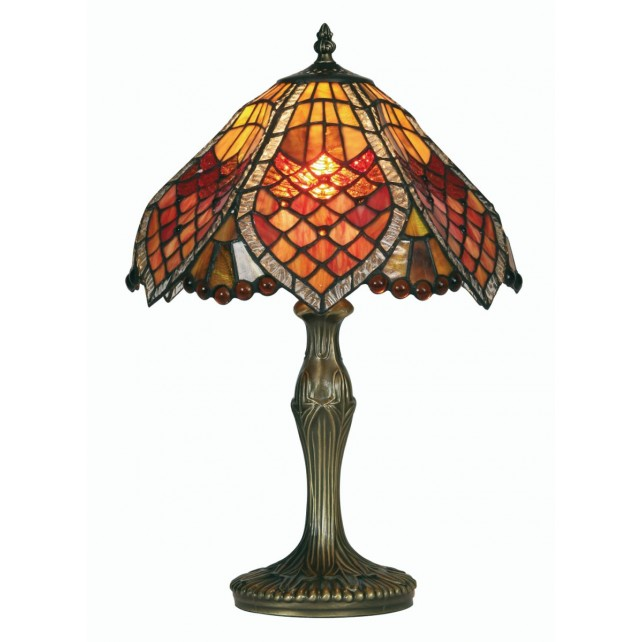 Orsino Tiffany Table Lamp - Medium