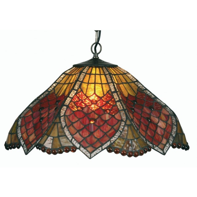 Orsino Tiffany Ceiling Light - Pendant