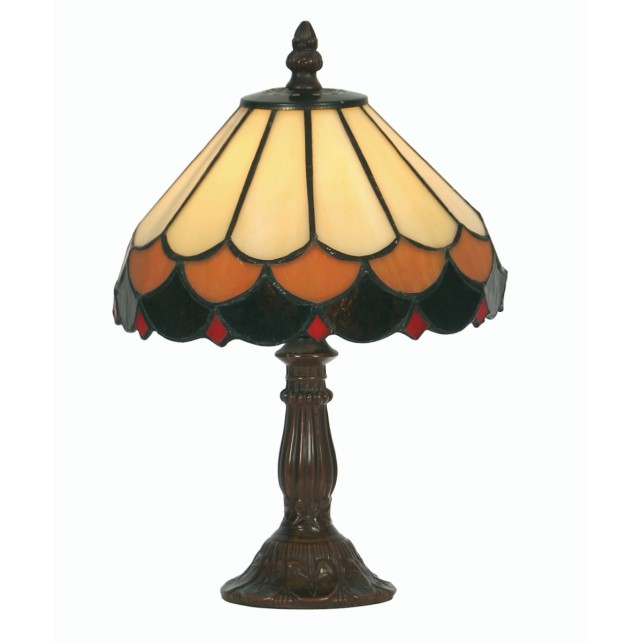 Lysander Tiffany Table Lamp - Small