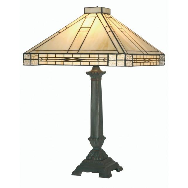 Ophelia Tiffany Table Lamp - Large
