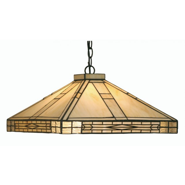 Ophelia Tiffany Ceiling Light - Pendant