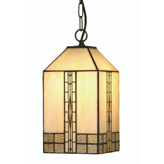 Ophelia Tiffany Ceiling Light - Pendant (Lantern)