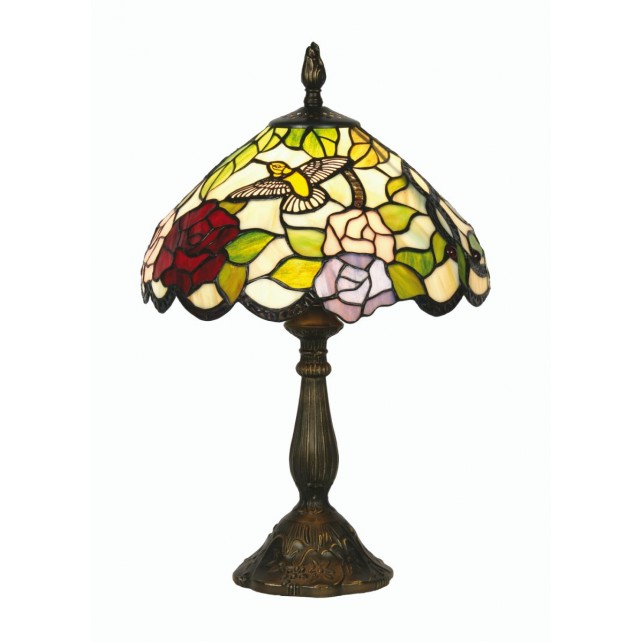 Aspen Tiffany Table Lamp - Medium