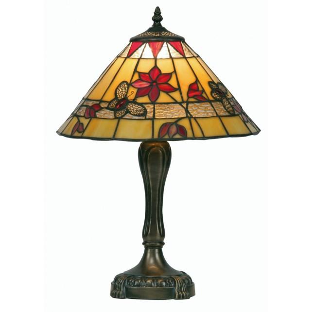 Butterfly Tiffany Table Lamp - Medium