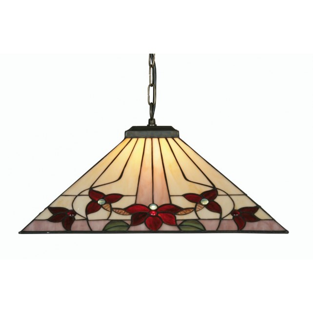 Camillo Tiffany Ceiling Light - Pendant
