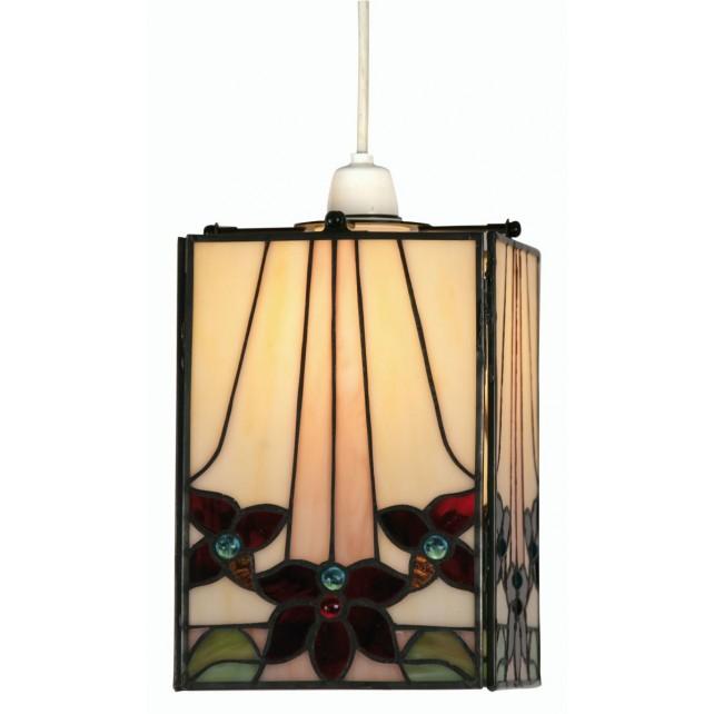 Camillo Tiffany Ceiling Light