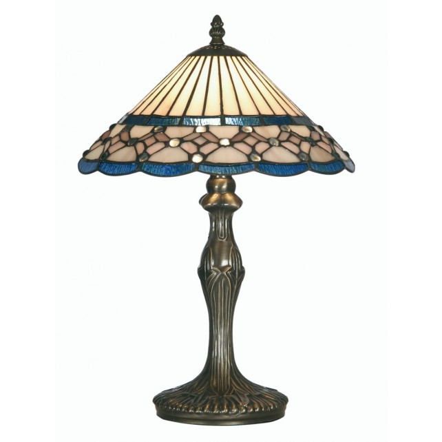 Aster Tiffany Table Lamp - Medium
