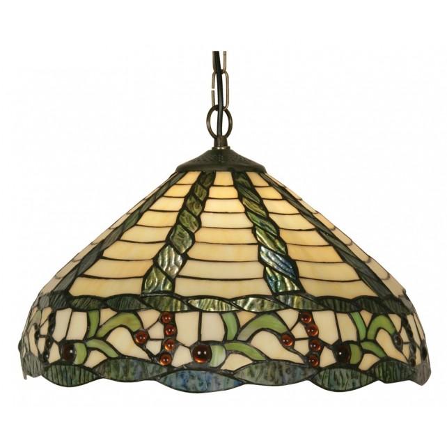 Sawyer Tiffany Ceiling Light