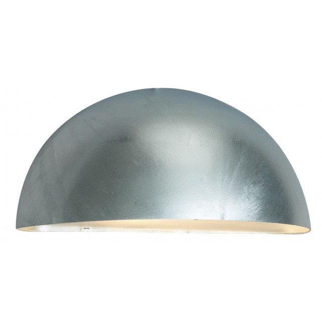 Norlys PARIS/L E27 GAL Paris Large Down Light E27 Galvanised
