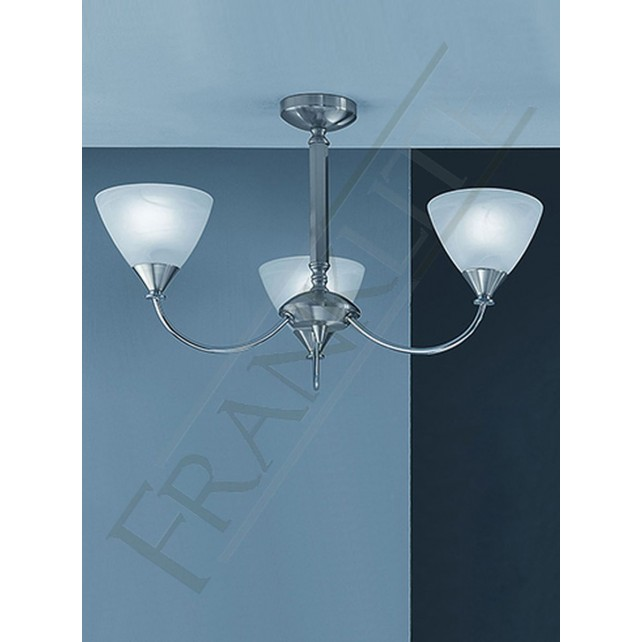 Franklite PE9673/786 Meridian 3 Light Fitting
