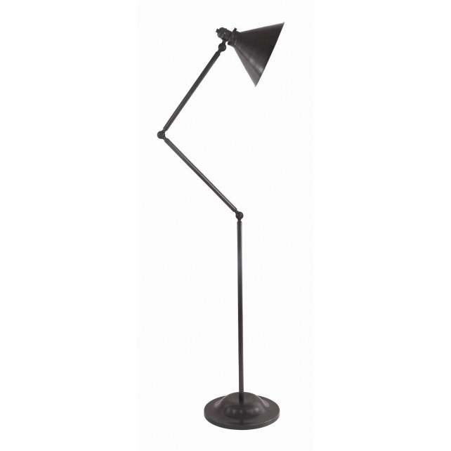 Elstead PV/FL OB Provence 1 - Light Floor Lamp Old Bronze
