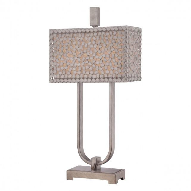 Quoizel QZ/CONFETTI/TL Confetti Desk Lamp