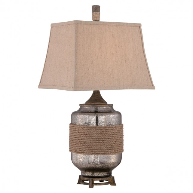 Quoizel QZ/RIGGING Rigging Table Lamp