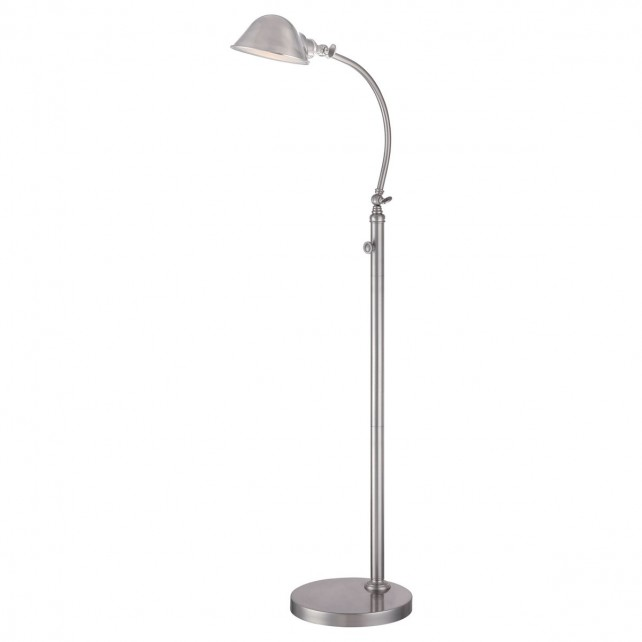 Quoizel QZ/THOMPSON/FLBN Thompson Floor Lamp