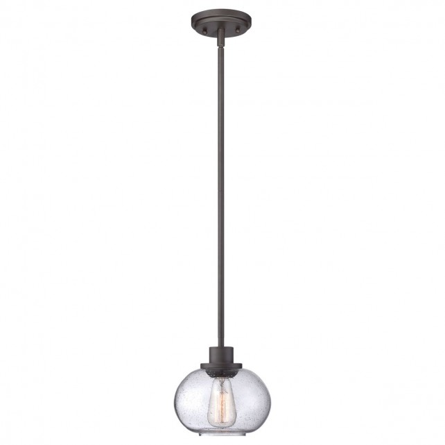 Quoizel QZ/TRILOGY/MP Trilogy 1-Light Pendant