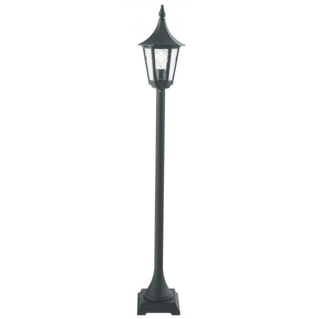 Norlys R4 BLACK Rimini Pillar Lantern Black