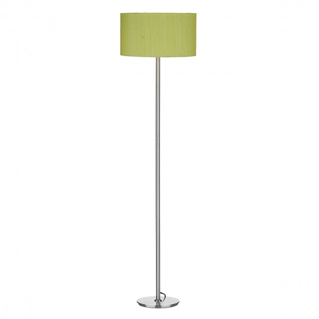 Rimini Table Lamp Satin Chrome Base Only
