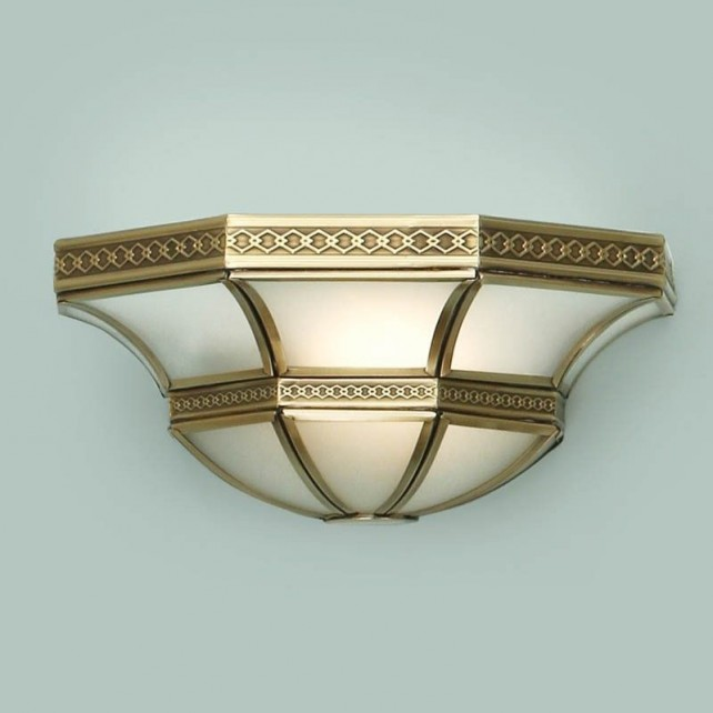 Interiors1900 Balfour Wall Light