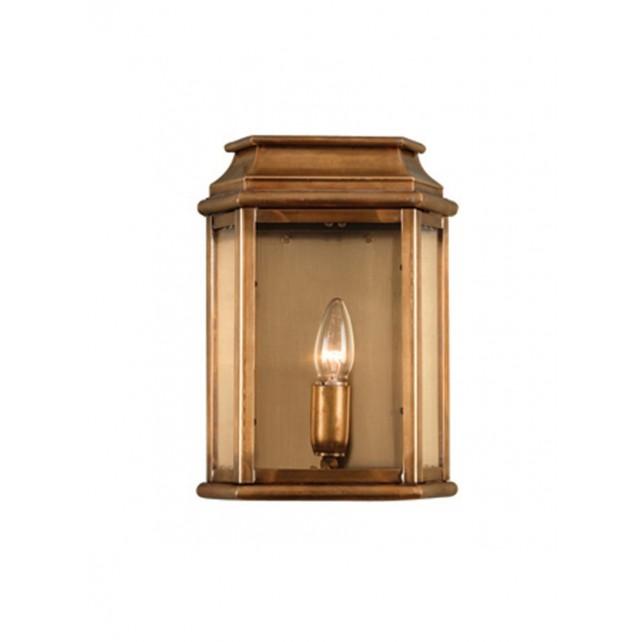 Elstead ST MARTINS BR St Martins Wall Lantern Brass