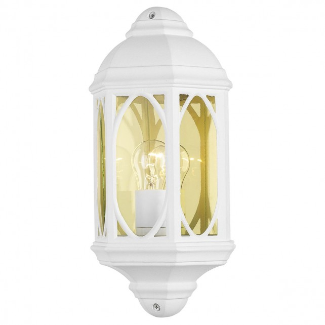 Tenby Wall Light - White