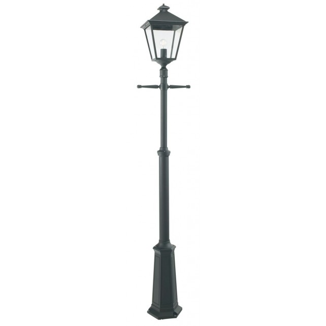 Norlys TG5 BLACK Turin Grande Signal Post Black