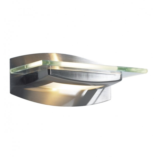 Thomas Wall Light - Satin Chrome