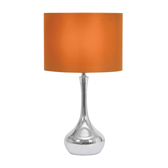 Juno Table Lamp - Orange